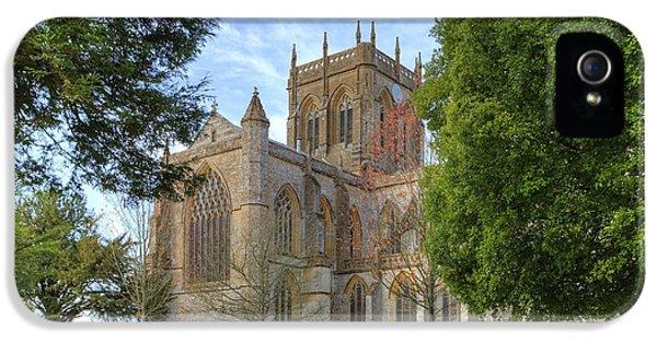 Dorset iPhone 5 Case - Milton Abbey by Joana Kruse