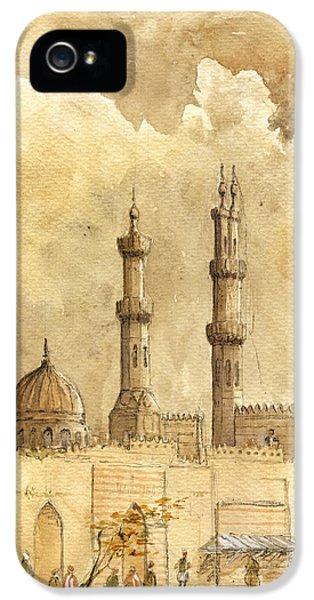 Minaret Of Al Azhar Mosque IPhone 5 Case