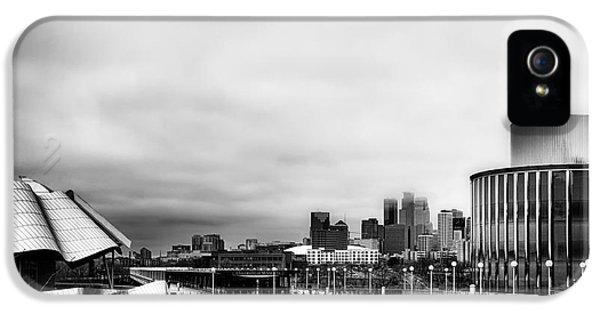 Minneapolis From The University Of Minnesota IPhone 5 Case