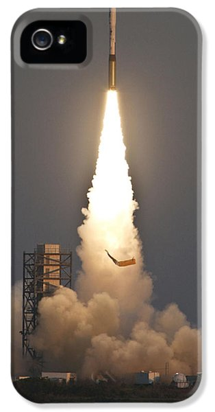 Minotaur I Launch IPhone 5 Case by Science Source