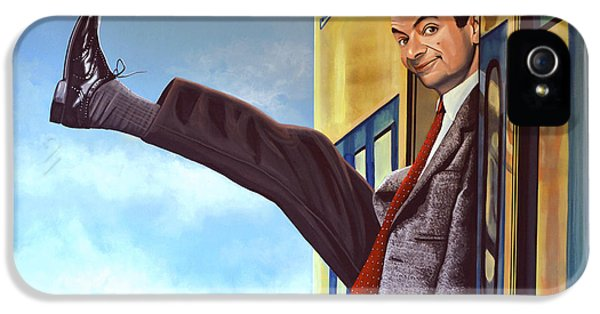 Mister Bean IPhone 5 Case