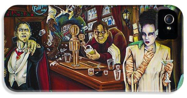 Monster Bar By Mike Vanderhoof IPhone 5 Case