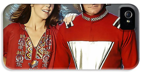 Mork And Mindy IPhone 5 Case
