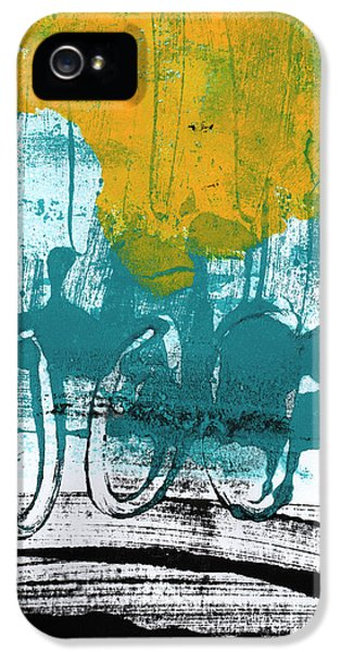 Morning Ride IPhone 5 Case by Linda Woods