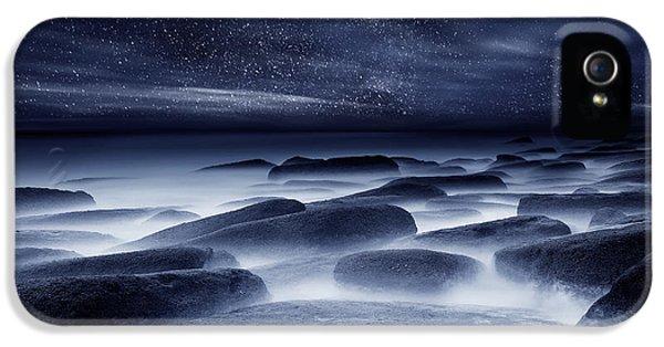 Beach iPhone 5 Case - Morpheus Kingdom by Jorge Maia