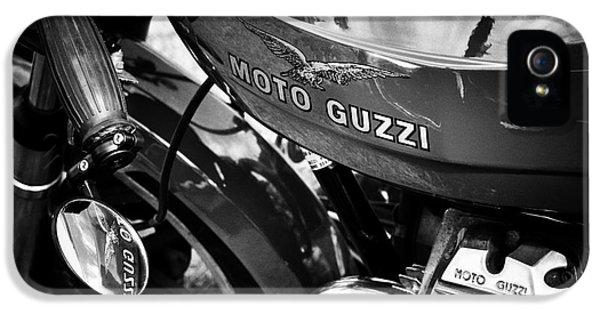 Moto Guzzi Le Mans  IPhone 5 Case