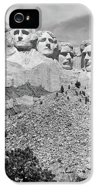 Mount Rushmore South Dakota Usa IPhone 5 Case