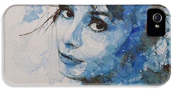 Audrey Hepburn iPhone 5 Case - My Fair Lady by Paul Lovering