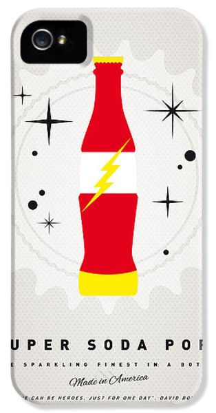 My Super Soda Pops No-18 IPhone 5 Case by Chungkong Art