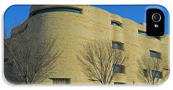 National Museum Of The American Indian IPhone 5 / 5s Case by Emmy Marie Vickers
