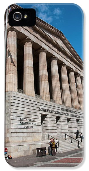National Portrait Gallery, Smithsonian IPhone 5 Case