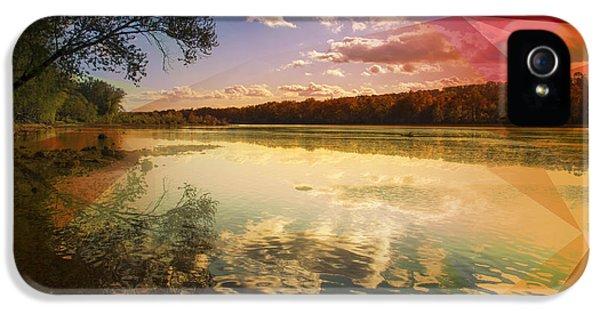 Nature IPhone 5 Case by Mark Ashkenazi