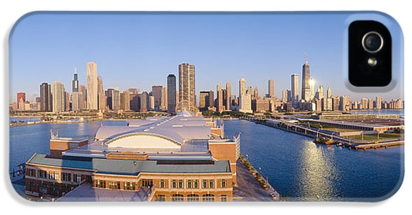 Navy Pier, Chicago, Morning, Illinois IPhone 5 Case