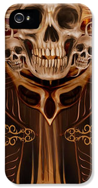 Necronomicon IPhone 5 Case
