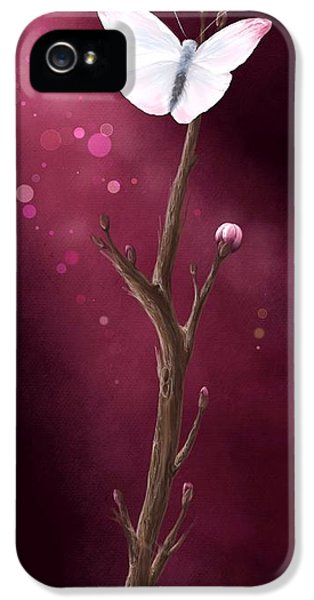 New Life IPhone 5 Case by Veronica Minozzi