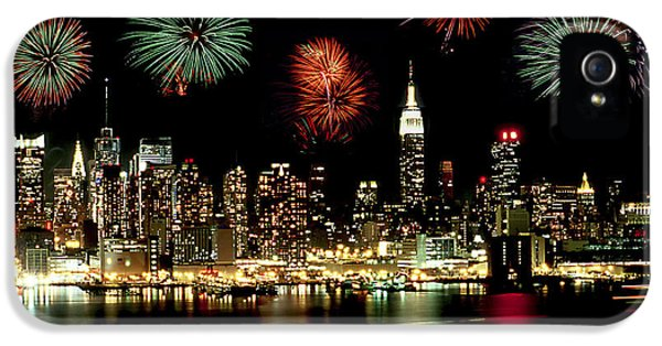 New York City Fourth Of July IPhone 5 Case
