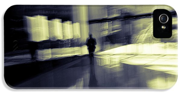 IPhone 5 Case featuring the photograph Nexus by Alex Lapidus