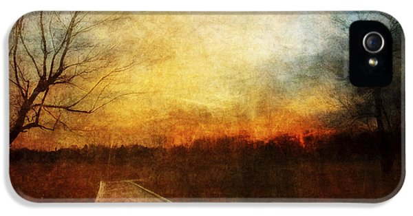 Night Falls IPhone 5 Case by Scott Norris