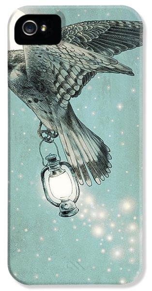 Nighthawk IPhone 5 Case by Eric Fan
