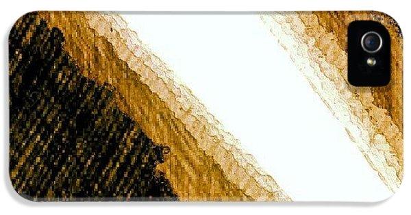 Bright iPhone 5 Case - Nightlight #1stangel #art by Abbie Shores