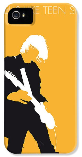 No004 My Nirvana Minimal Music Poster IPhone 5 Case
