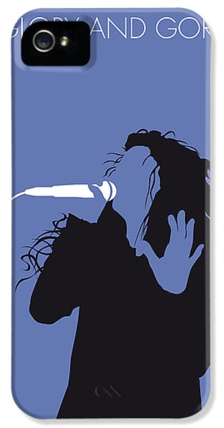 No028 My Lorde Minimal Music Poster IPhone 5 Case