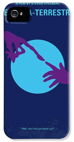 No282 My Et Minimal Movie Poster IPhone 5 Case