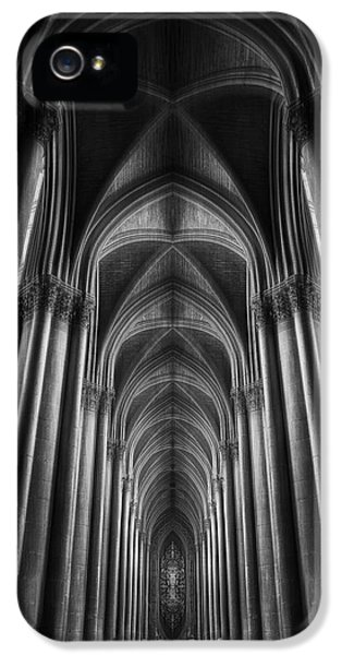 French iPhone 5 Case - Notre-dame Catha?dral by Oussama Mazouz