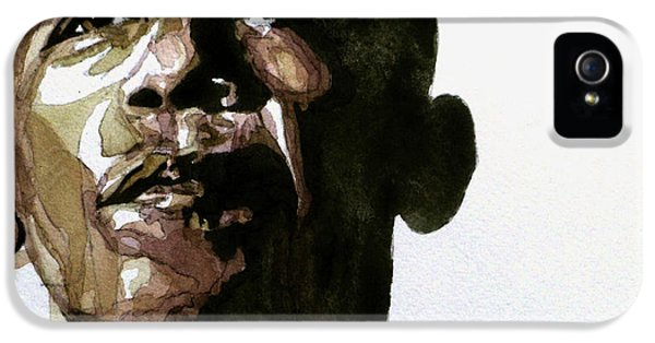 Obama Hope IPhone 5 Case by Paul Lovering