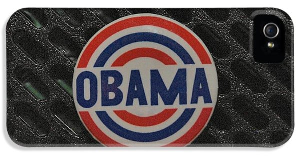 Obama IPhone 5 Case by Rob Hans