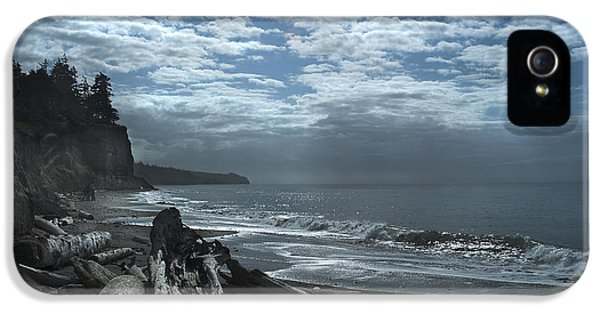 Ocean Beach Pacific Northwest IPhone 5 Case