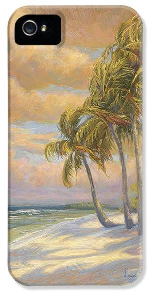 Ocean Breeze IPhone 5 Case by Lucie Bilodeau