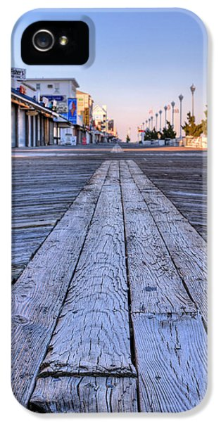 Ocean City IPhone 5 Case by JC Findley