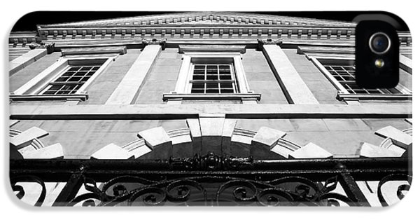 Old Exchange Building IPhone 5 / 5s Case by John Rizzuto