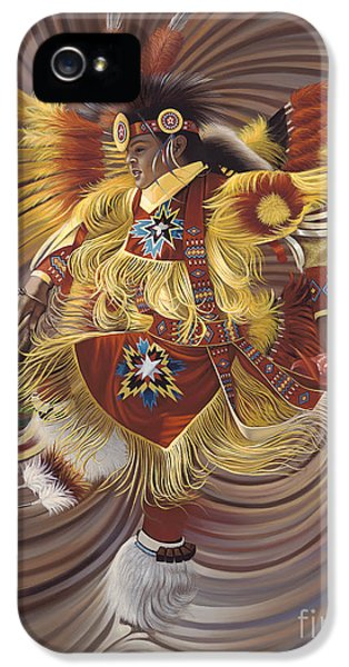 On Sacred Ground Series 4 IPhone 5 Case