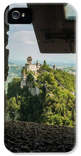 On The Inside IPhone 5 Case by Alex Lapidus