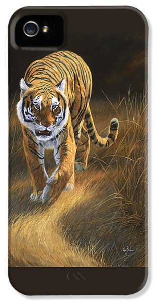 On The Move IPhone 5 Case by Lucie Bilodeau