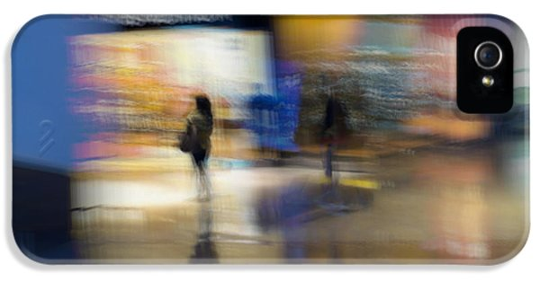IPhone 5 Case featuring the photograph On The Threshold by Alex Lapidus