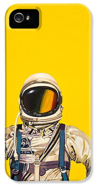 Science Fiction iPhone 5 Case - One Golden Arch by Scott Listfield