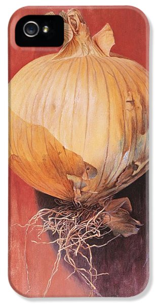 Onion IPhone 5 Case by Hans Droog