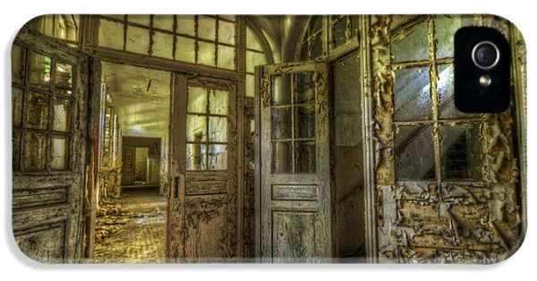 Open Doors IPhone 5 Case by Nathan Wright
