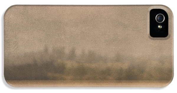 Oregon Rain IPhone 5 Case by Carol Leigh