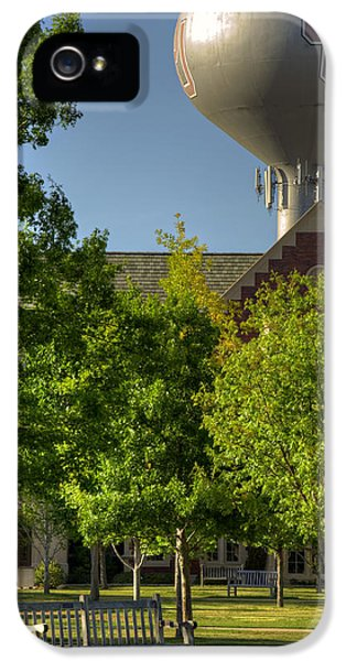 Ou Campus IPhone 5 Case by Ricky Barnard