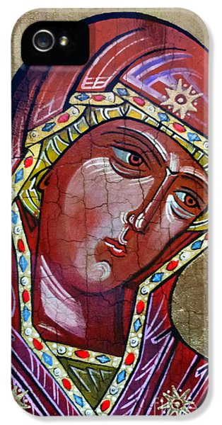 Our Lady Of Kazan IIi IPhone 5 Case