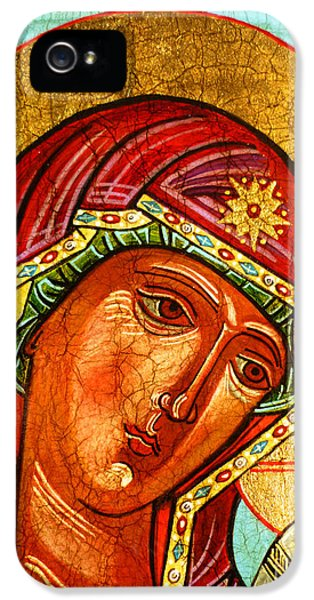 Our Lady Of Kazan IPhone 5 Case