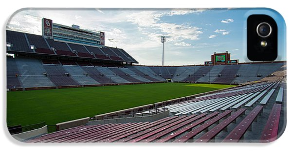 Owen Field  IPhone 5 Case by Nathan Hillis