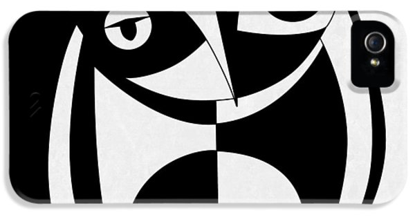 Own Abstract  IPhone 5 / 5s Case by Mark Ashkenazi
