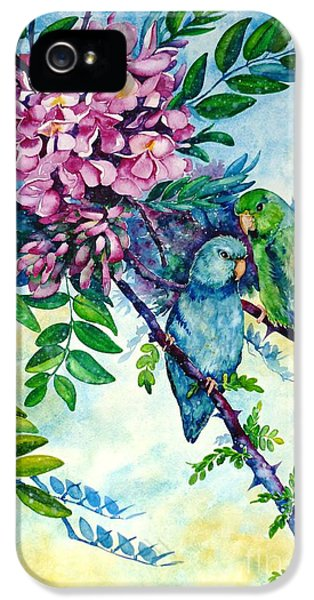 Pacific Parrotlets IPhone 5 Case