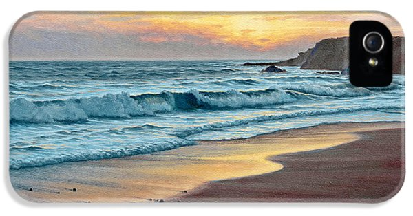 Pacific Sunset IPhone 5 Case