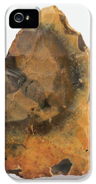 Palaeolithic Handaxe IPhone 5 Case